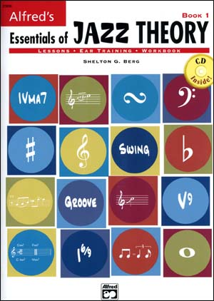 Essentials of Jazz Theory - Complete Set