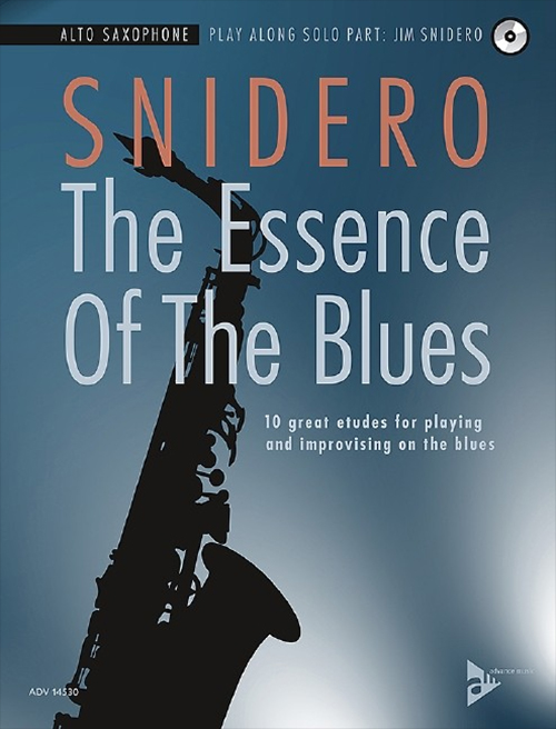 The Essence Of The Blues - Alto Sax
