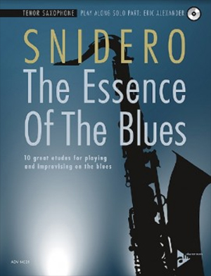 The Essence Of The Blues - Tenor Sax