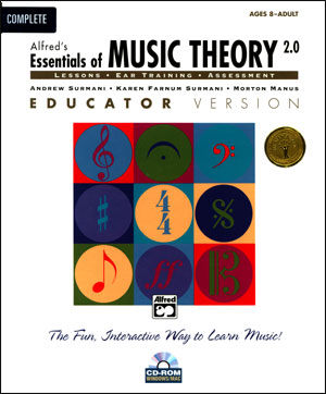 Essentials of Music Theory Software Version 2.0  - COMPLETE Educators version
