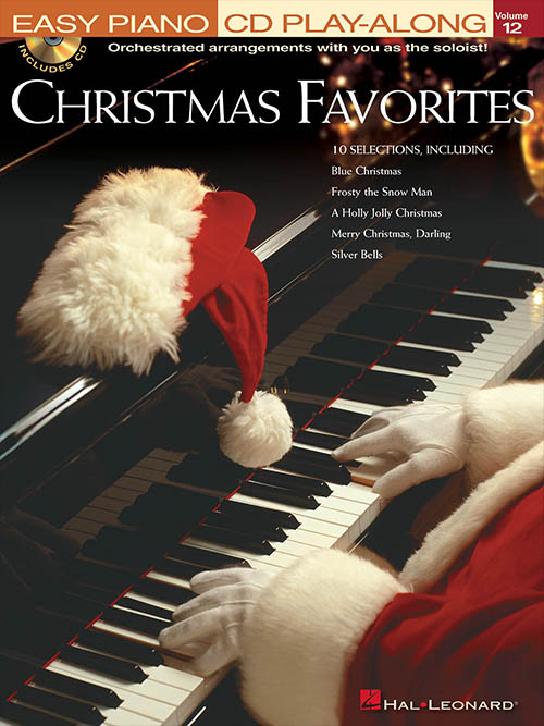 Christmas Favorites - Easy Piano Play-Along
