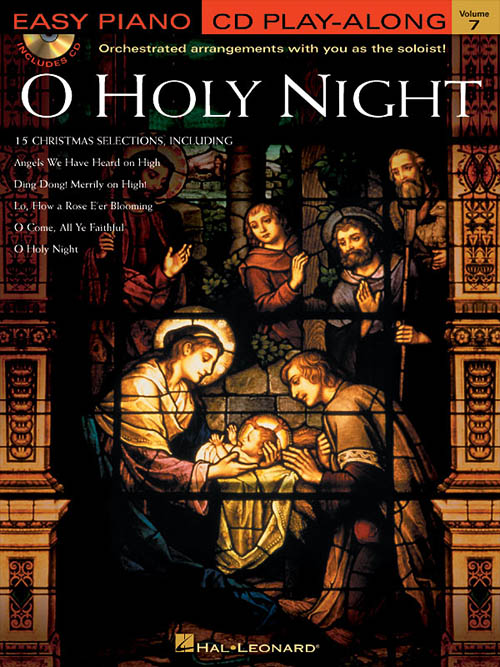O Holy Night - Easy Piano Play-Along