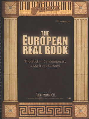 The European Real Book in E Flat