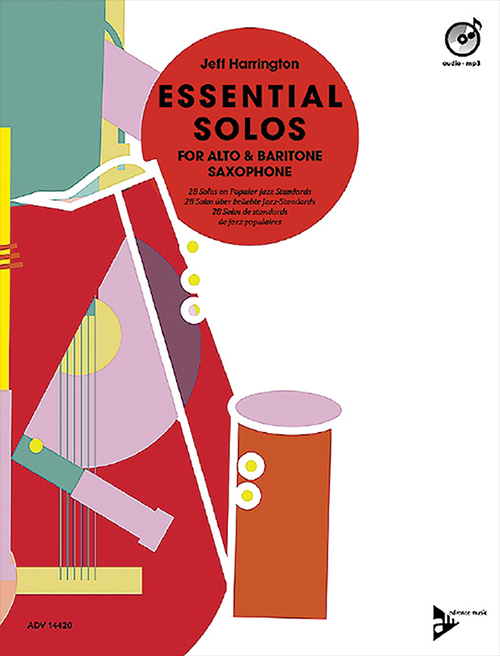 Essential Solos for Alto and Baritone Saxophone
