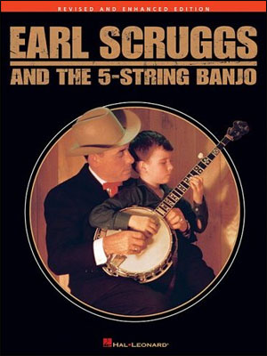 Earl Scruggs and the 5-String Banjo - Book
