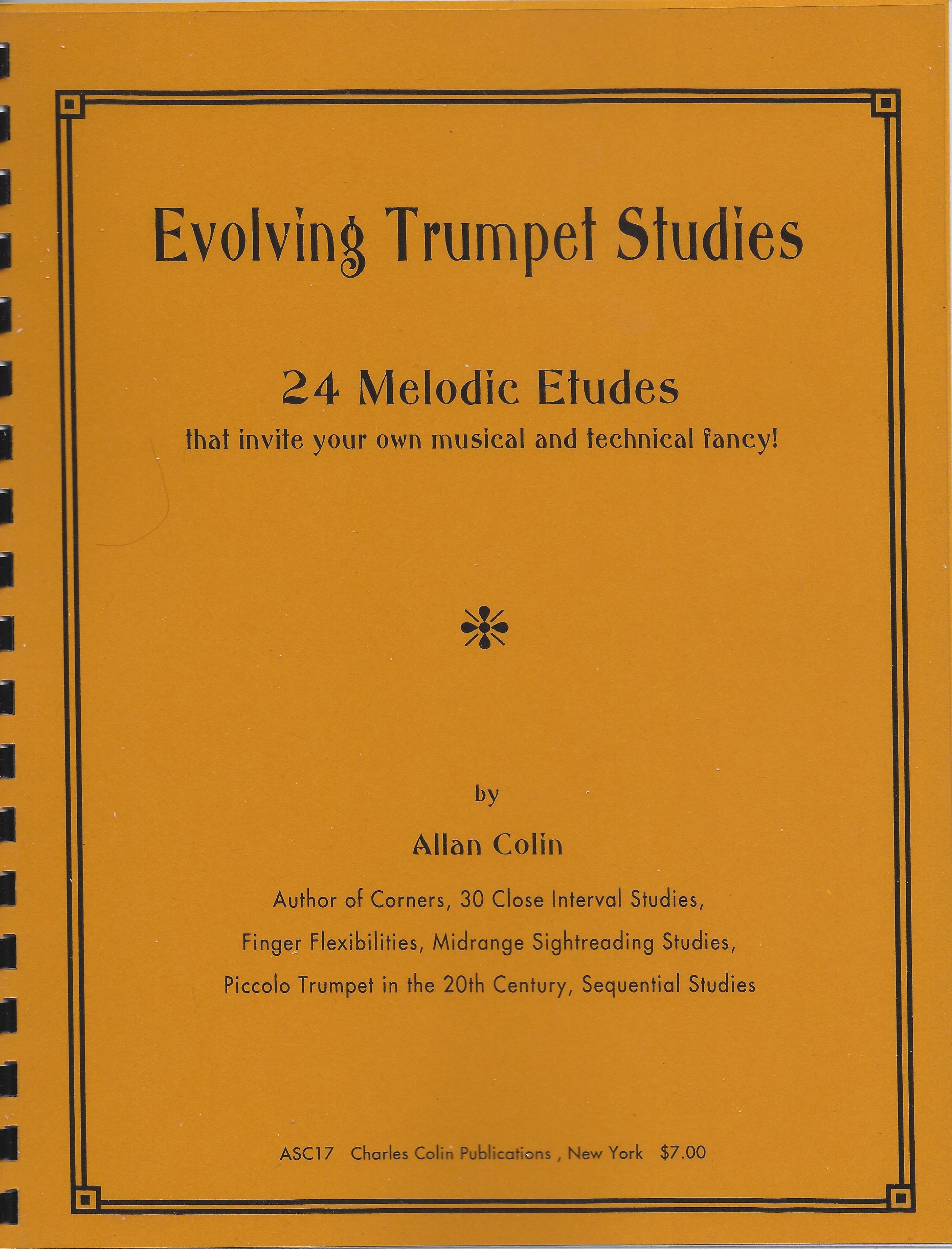 Evolving Trumpet Studies