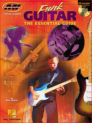 Funk Guitar - Bk/CD