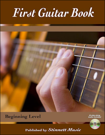 First Guitar Book - Beginning Level