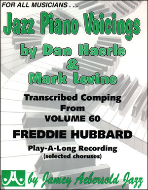 Piano Comping From The Vol. 60 Play-A-Long