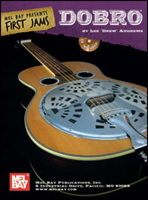 First Jams: Dobro Book/CD Set