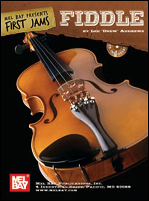 First Jams: Fiddle Book/CD Set
