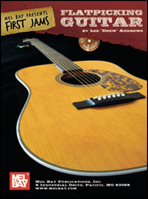 First Jams: Flatpick Guitar Book/CD Set