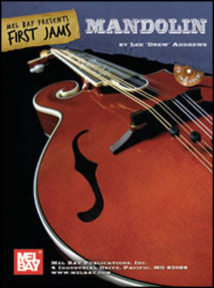 First Jams: Mandolin Book/CD Set
