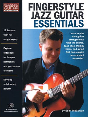 Fingerstyle Jazz Guitar Essentials