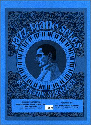 Jazz Piano Solos by Frank Strazzeri