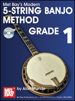 Modern 5-String Banjo Method Grade 1 Book/2-CD Set