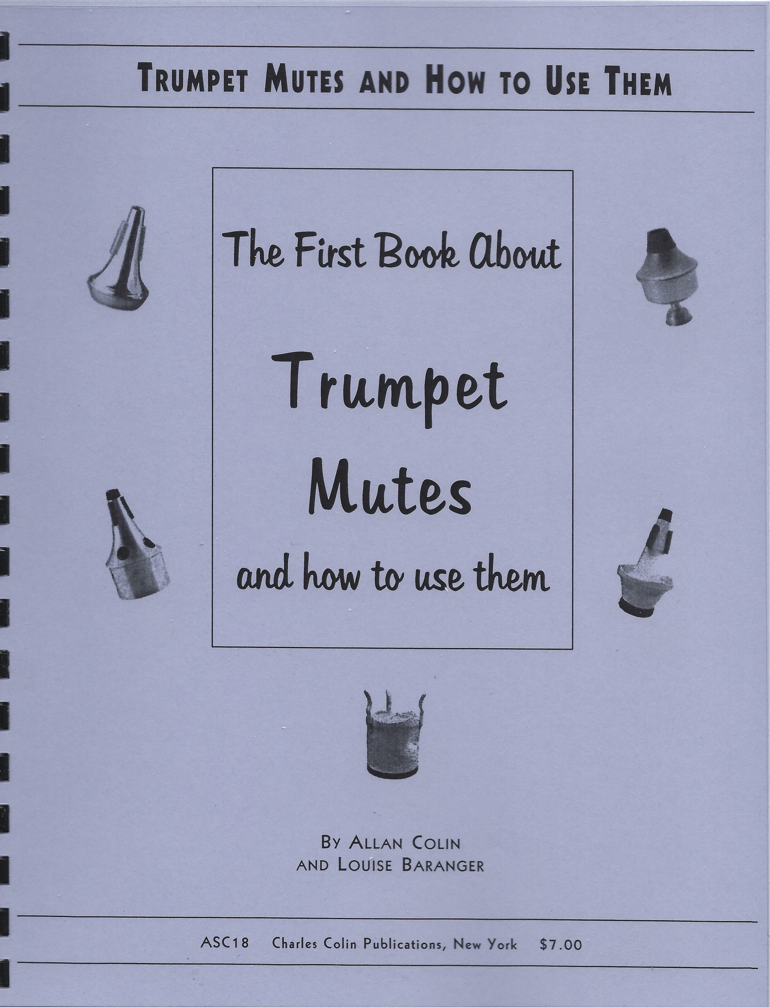 Trumpet Mutes and How to Use Them