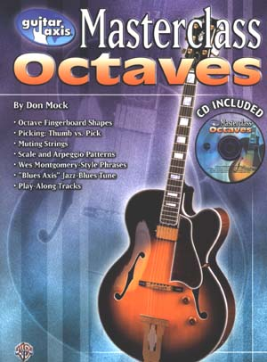 Guitar Axis - Octaves Master Class