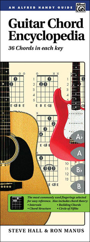 Guitar Chord Encyclopedia - Handy Guide