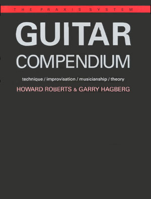 Guitar Compendium Vol. 1 HARD COVER edition
