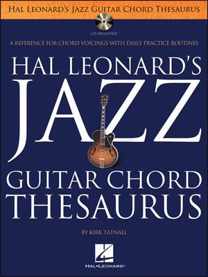 Hal Leonard's Jazz Guitar Chord Thesaurus