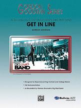 """Gordon Goodwin Series - Big """"Phat"""" Band Arrangements - Get In Line"""