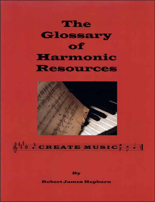The Glossary of Harmonic Resources