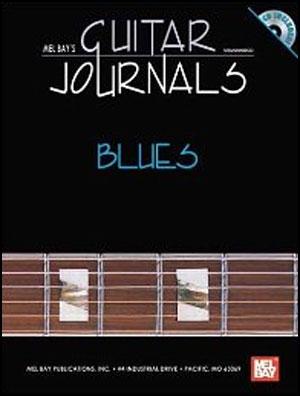 Guitar Journals - Blues Book/CD