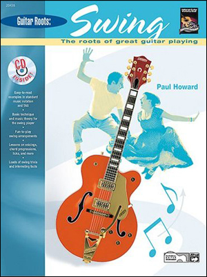 Guitar Roots: Swing - Bk/CD