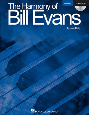The Harmony of Bill Evans Volume 1 - WITH CD