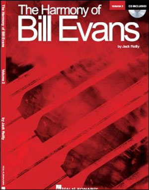 The Harmony of Bill Evans - Volume 2 Book/CD