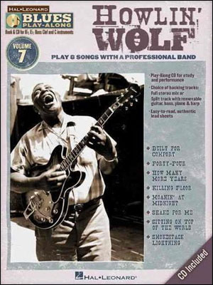 Howlin' Wolf - Blues Play-Along Volume 7