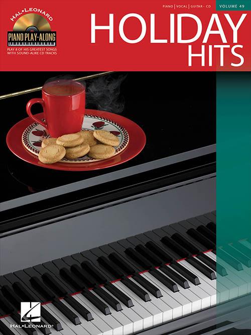 Holiday Hits - Piano Play-Along