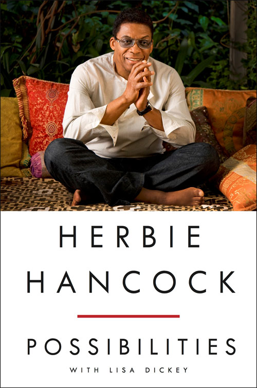 Herbie Hancock: Possibilities - Hardcover