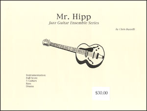 Mr. Hipp - Guitar Combo