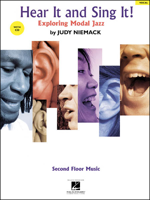 Hear It and Sing It! - Exploring Modal Jazz - Book/CD