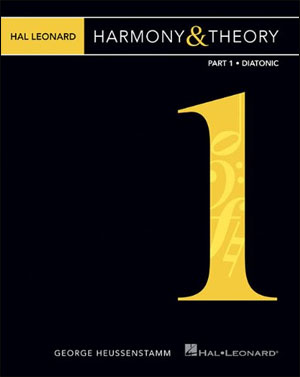 Hal Leonard Harmony & Theory – Part 1: Diatonic