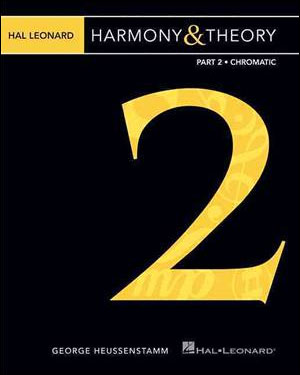 Hal Leonard Harmony & Theory – Part 2: Chromatic