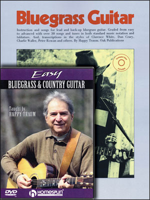 Happy Traum - Bluegrass Guitar Pack