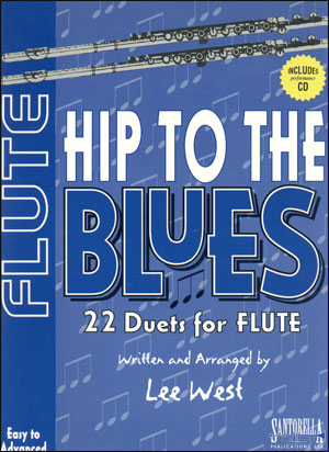 Hip to the Blues - Flute