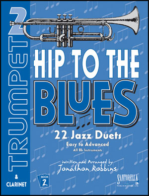 Hip to the Blues Volume 2 - Trumpet