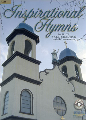 Inspirational Hymns - Flute/Violin and all C Instruments