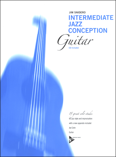 Intermediate Jazz Conception for Guitar