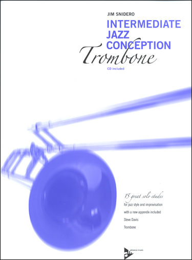 Intermediate Jazz Conception for Trombone