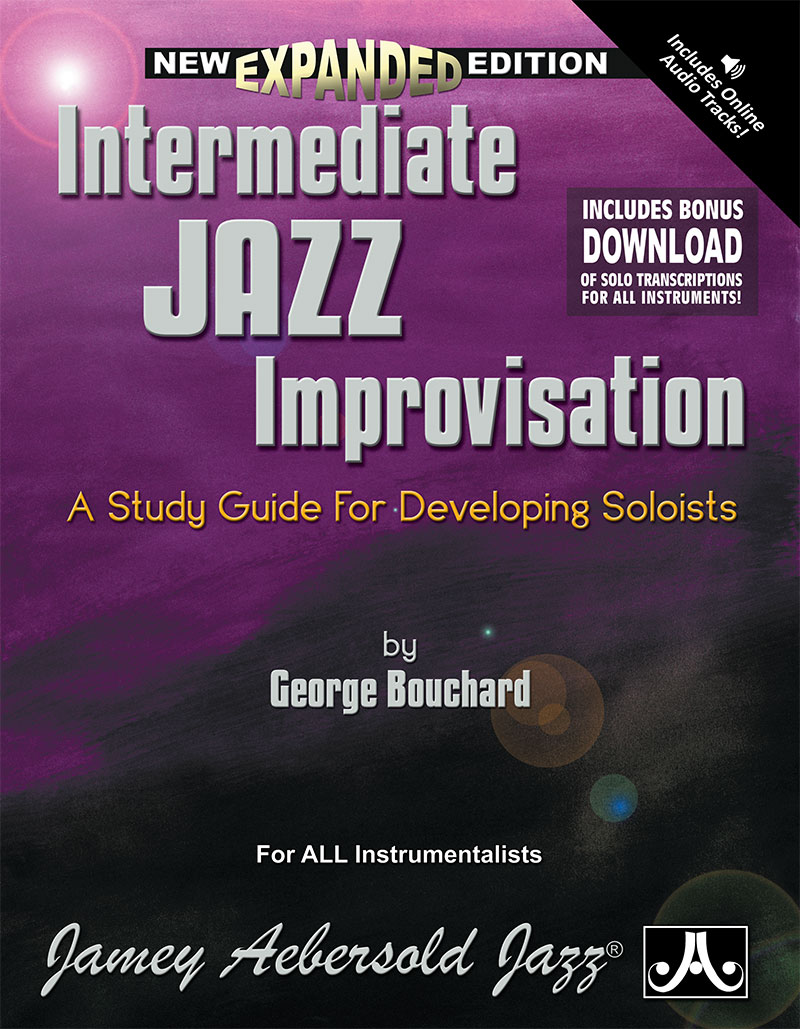 Intermediate Jazz Improvisation - NEW Revised Format!