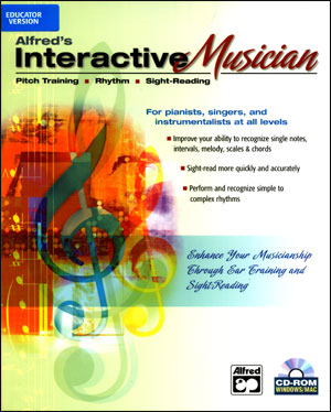 Interactive Musician  CD ROM - Educator version