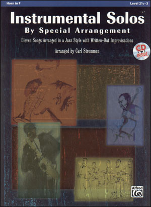 Instrumental Solos by Special Arrangement - Horn in F