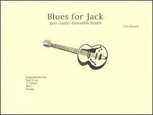 Blues For Jack - Guitar Combo