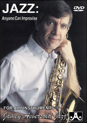 Jazz:  Anyone Can Improvise! - DVD