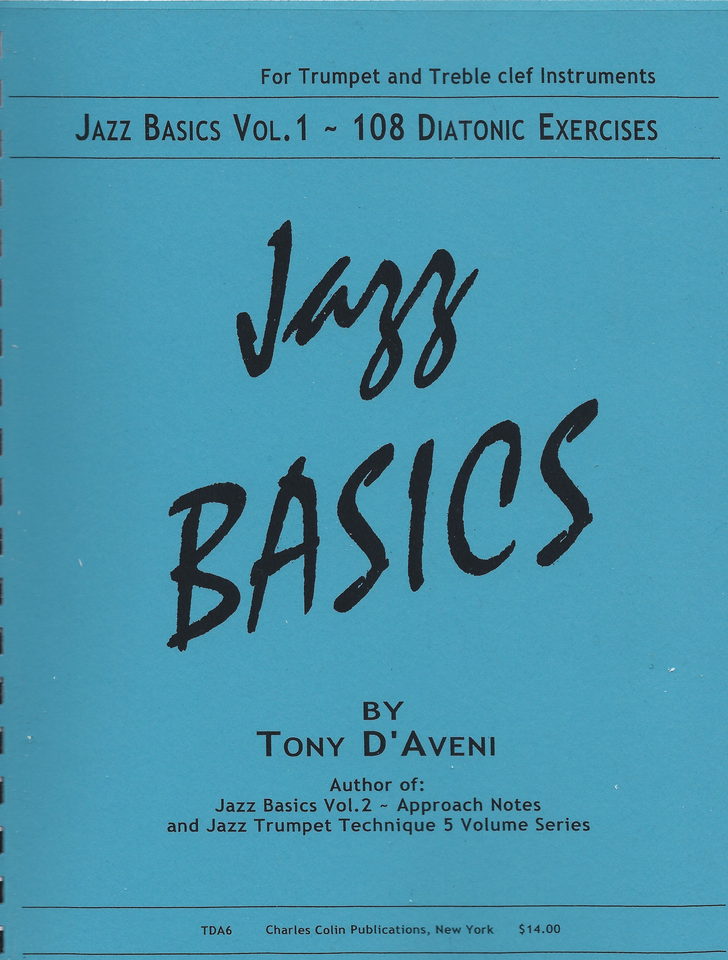 Jazz Basics- Vol. 1
